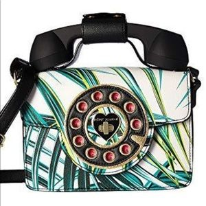 Handbags - Just In/ Betsey Tropical Phone Mini Crossbody Bag